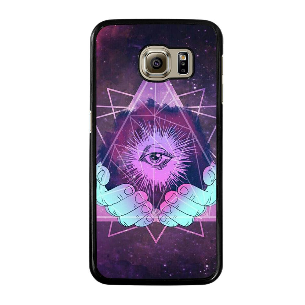 GALAXY ILLUMINATI Cover Samsung Galaxy S6