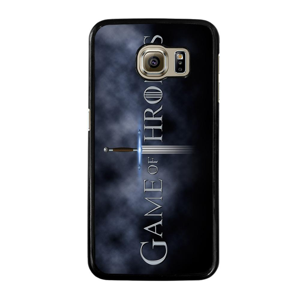 GAME OF THRONES LOGO Cover Samsung Galaxy S6