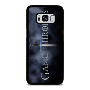 GAME OF THRONES LOGO Cover Samsung Galaxy S8,cover s8 cinesi samsung cover s8 ,GAME OF THRONES LOGO Cover Samsung Galaxy S8