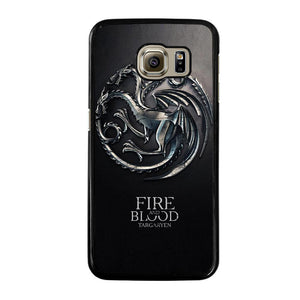 GAME OF THRONES TARGARYEN Cover Samsung Galaxy S6
