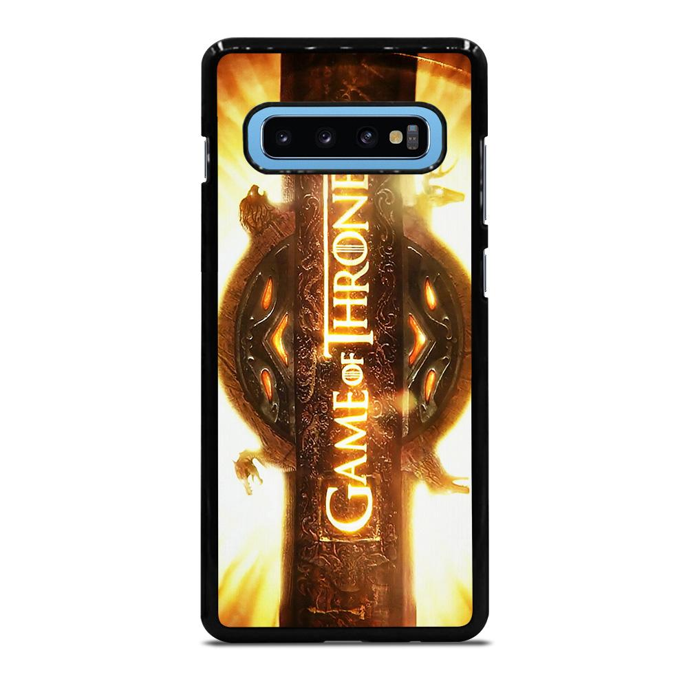 GAME OF THRONES LOGO 2 Cover Samsung Galaxy S10 Plus