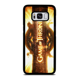 GAME OF THRONES LOGO 2 Cover Samsung Galaxy S8,cover s8 burlon cover s8 legno,GAME OF THRONES LOGO 2 Cover Samsung Galaxy S8