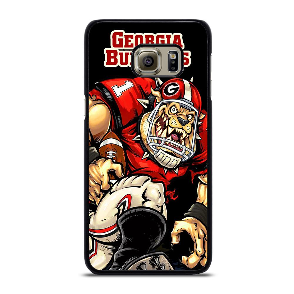 GEORGIA BULLDOGS FOOTBALL Cover Samsung Galaxy S6 Edge Plus