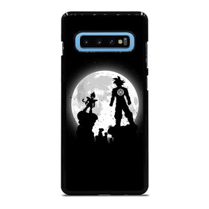 GOKU VS VEGETA DBZ Cover Samsung Galaxy S10 Plus