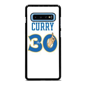 GOLDEN STATE WARRIORS STEPHEN CURRY 30 Cover Samsung Galaxy S10 Plus