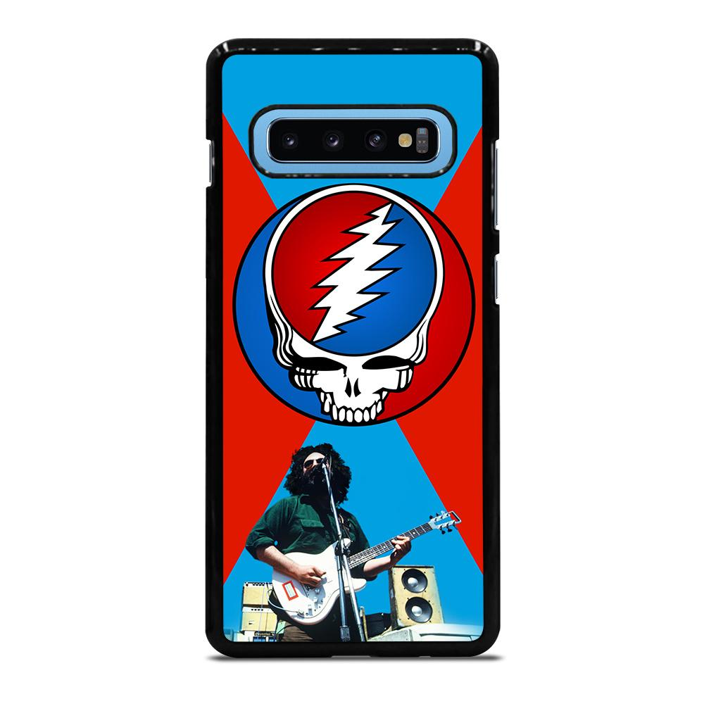 GRATEFUL DEAD JERRY GARCIA GUITAR Cover Samsung Galaxy S10 Plus