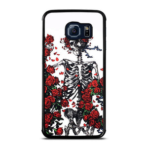 GRATEFUL DEAD BONES AND ROSES Cover Samsung Galaxy S6 Edge