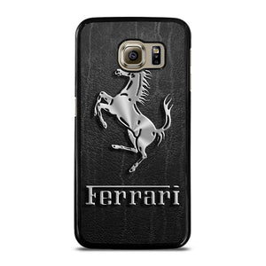 GREAT FERRARI LOGO Cover Samsung Galaxy S6