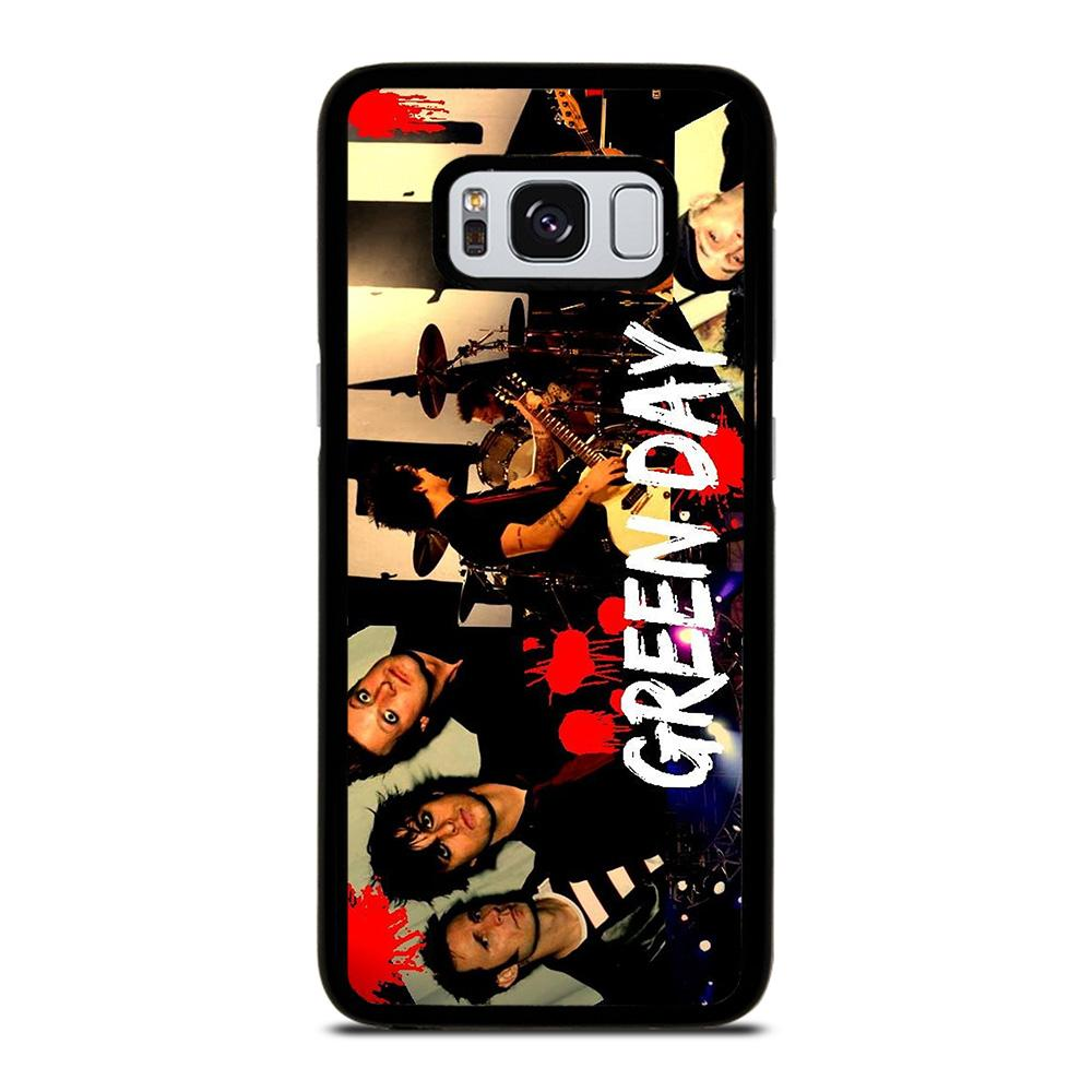 GREEN DAY ROCK BAND Cover Samsung Galaxy S8,view cover s8 cover s8 ultra slim,GREEN DAY ROCK BAND Cover Samsung Galaxy S8