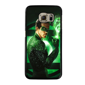 GREEN LANTERN DC Cover Samsung Galaxy S6