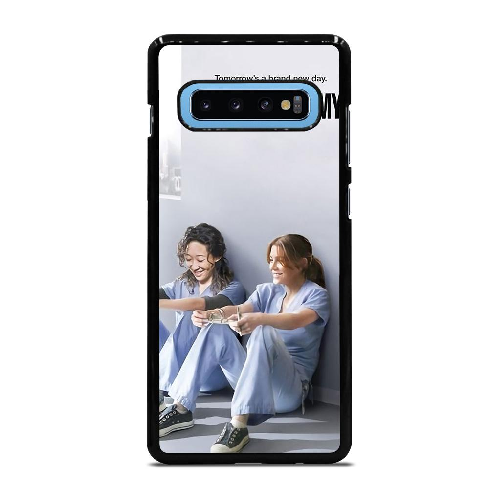 GREY'S ANATOMY MEREDITH 4 Cover Samsung Galaxy S10 Plus