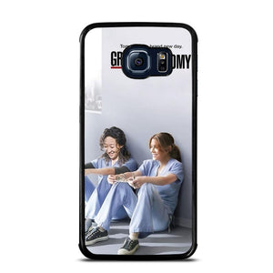 GREY'S ANATOMY MEREDITH 4 Cover Samsung Galaxy S6 Edge