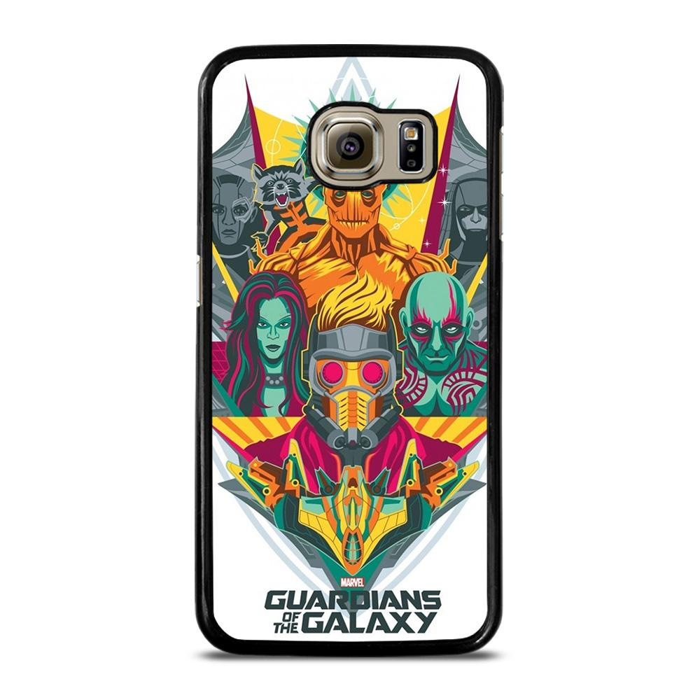 GUARDIANS OF THE GALAXY 2 Cover Samsung Galaxy S6