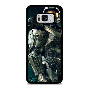 HALO 4 GUY Cover Samsung Galaxy S8,pellicola cover s8 cover s8 pelle,HALO 4 GUY Cover Samsung Galaxy S8