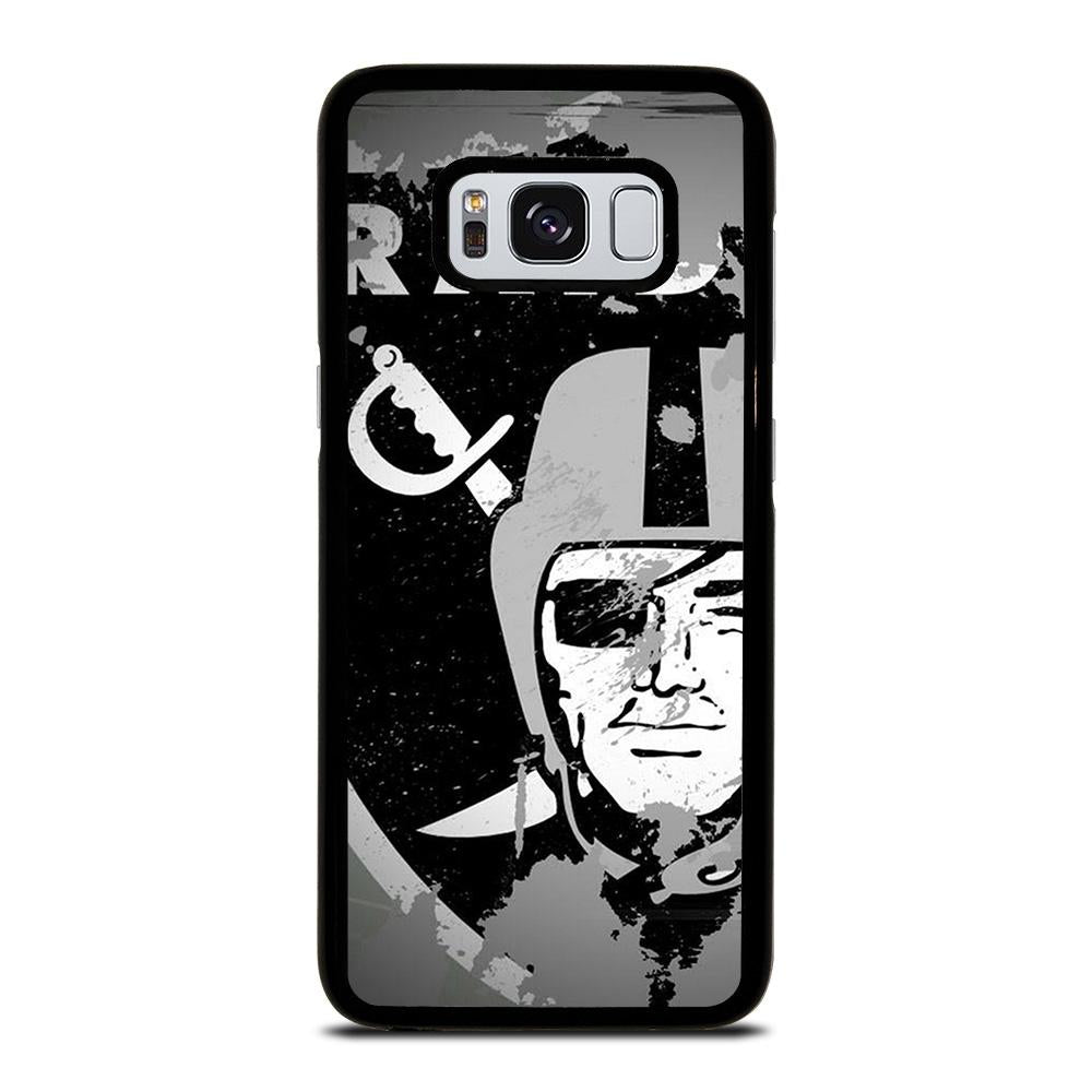 HARDSHELL OAKLAND RAIDERS Cover Samsung Galaxy S8,cover s8 viola cover s8 termica,HARDSHELL OAKLAND RAIDERS Cover Samsung Galaxy S8