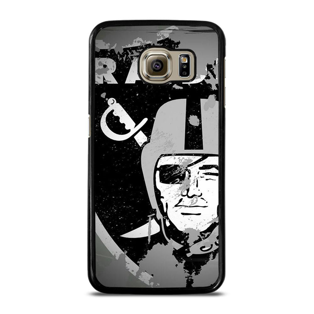 HARDSHELL OAKLAND RAIDERS Cover Samsung Galaxy S6