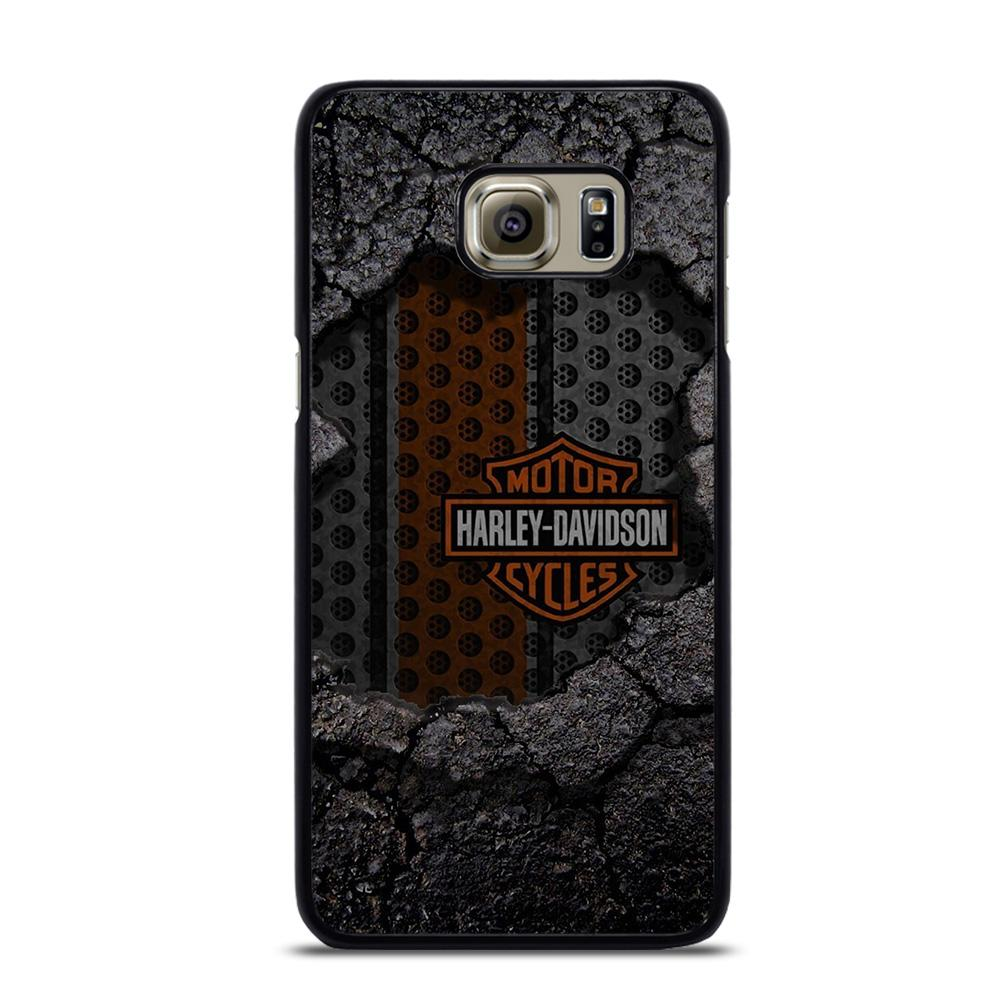 HARLEY DAVIDSON MOTORCYCLE 2 Cover Samsung Galaxy S6 Edge Plus