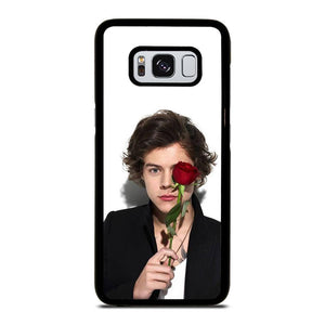 HARRY STYLES ROSE Cover Samsung Galaxy S8,personalizza cover s8 cover s8 kors,HARRY STYLES ROSE Cover Samsung Galaxy S8