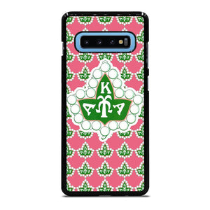 HOT AKA PINK AND GREEN Cover Samsung Galaxy S10 Plus