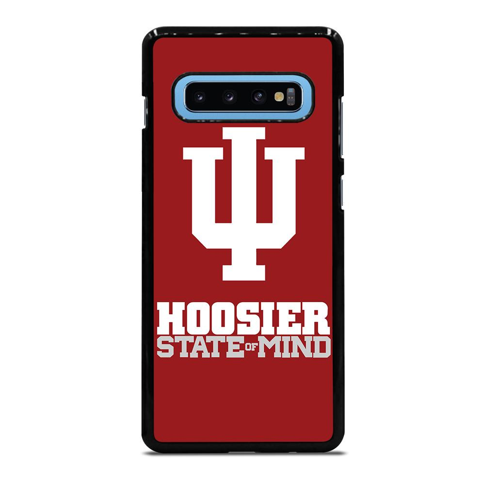 INDIANA HOOSIER STATE OF MIND Cover Samsung Galaxy S10 Plus