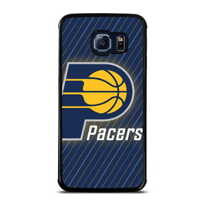 INDIANA PACERS LOGO Cover Samsung Galaxy S6 Edge