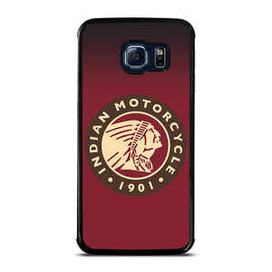 INDIAN MOTORCYCLE LOGO Cover Samsung Galaxy S6 Edge