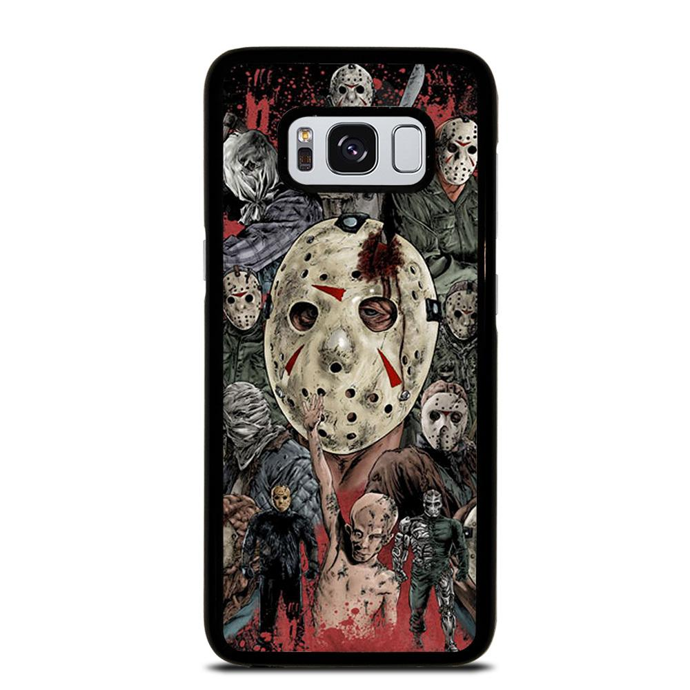 JASON FRIDAY THE 13TH 3 Cover Samsung Galaxy S8,battery cover s8 tiger cover s8,JASON FRIDAY THE 13TH 3 Cover Samsung Galaxy S8