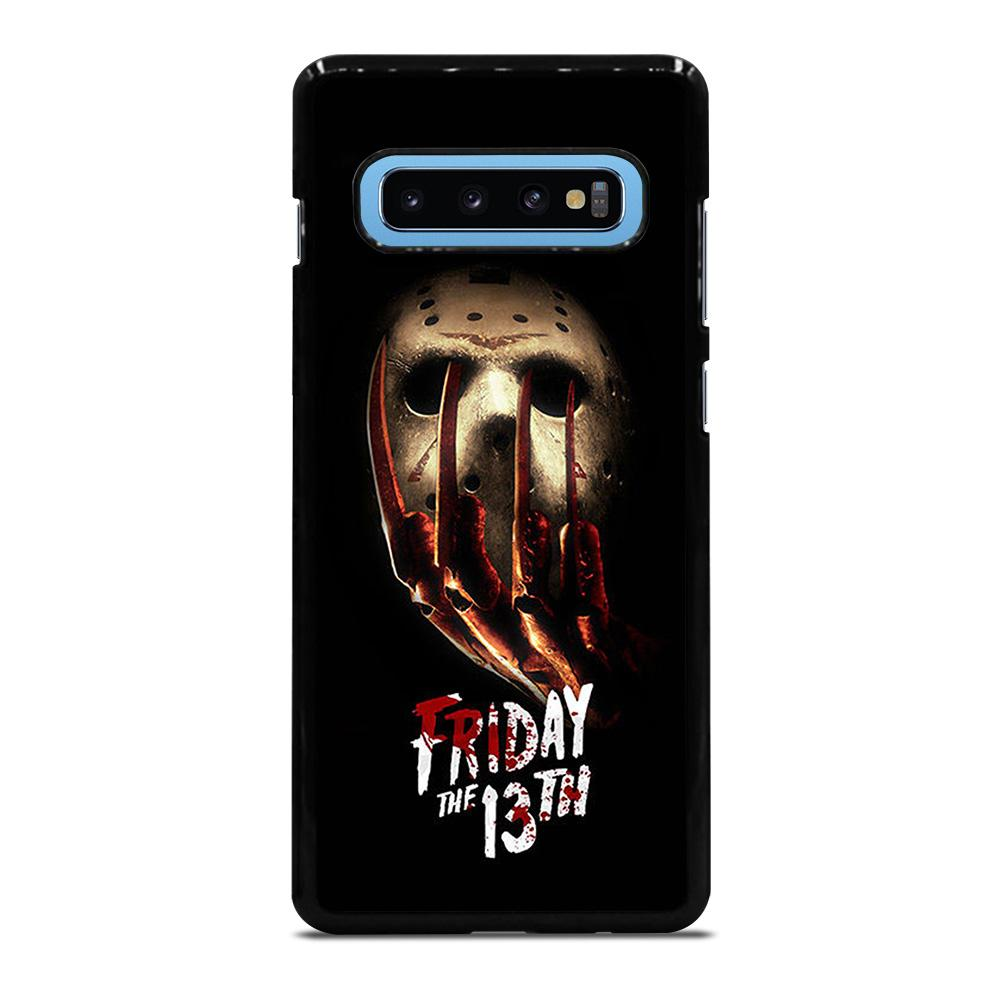 JASON FRIDAY THE 13TH MASK Cover Samsung Galaxy S10 Plus
