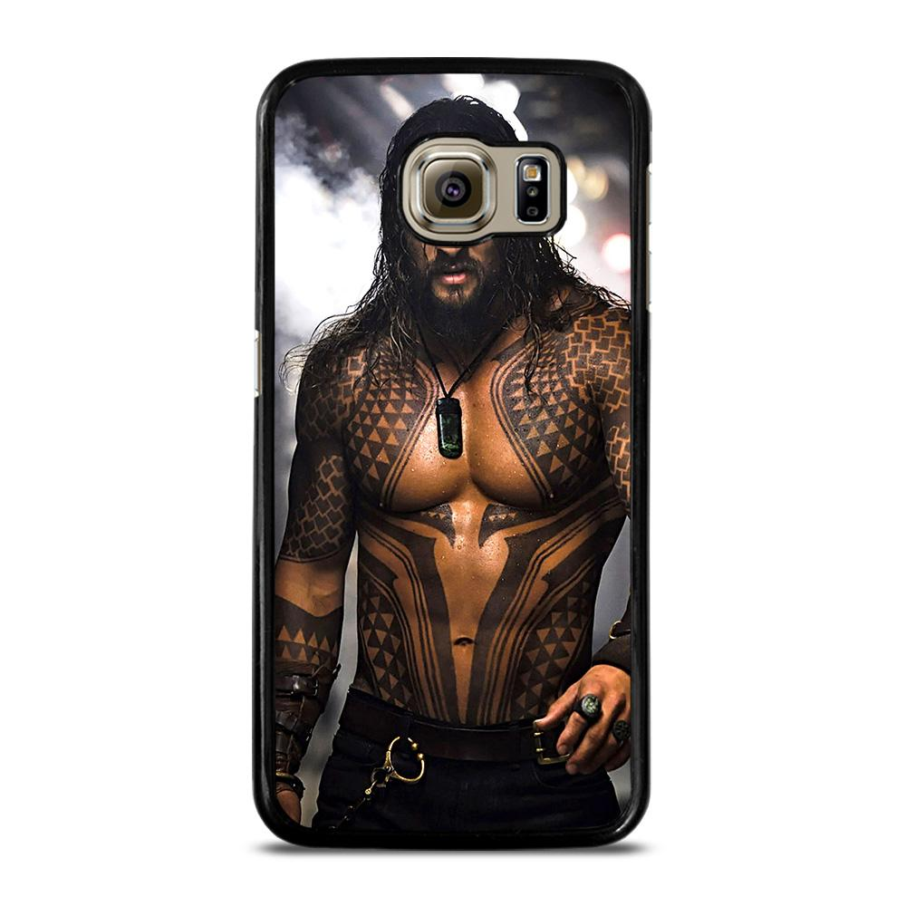 JASON MOMOA AQUAMAN 2 Cover Samsung Galaxy S6