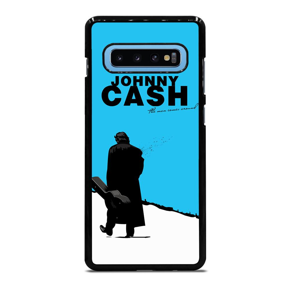 JOHNNY CASH FASHION Cover Samsung Galaxy S10 Plus
