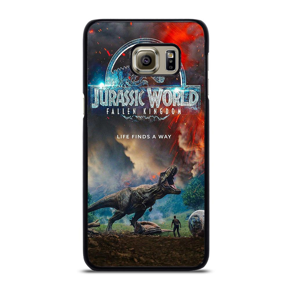 JURASSIC WORLD FALLEN KINGDOM Cover Samsung Galaxy S6 Edge Plus