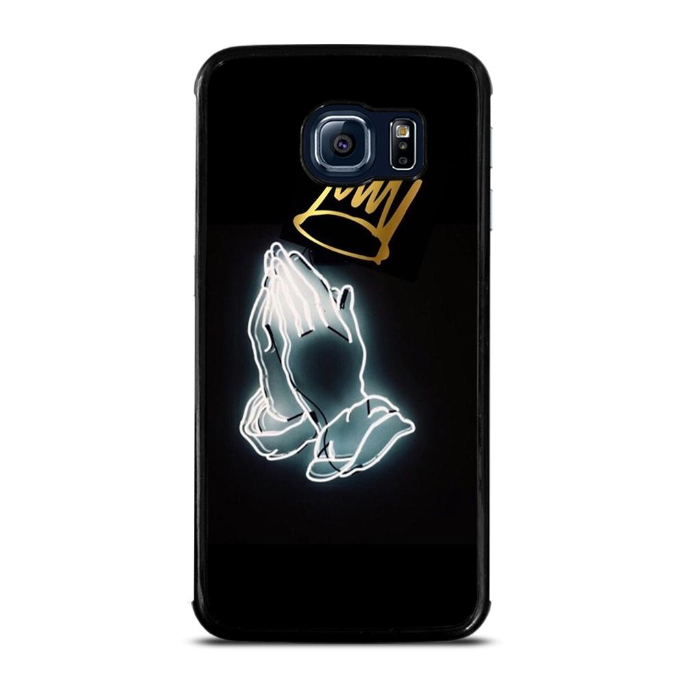 J COLE AND DRAKE Cover Samsung Galaxy S6 Edge
