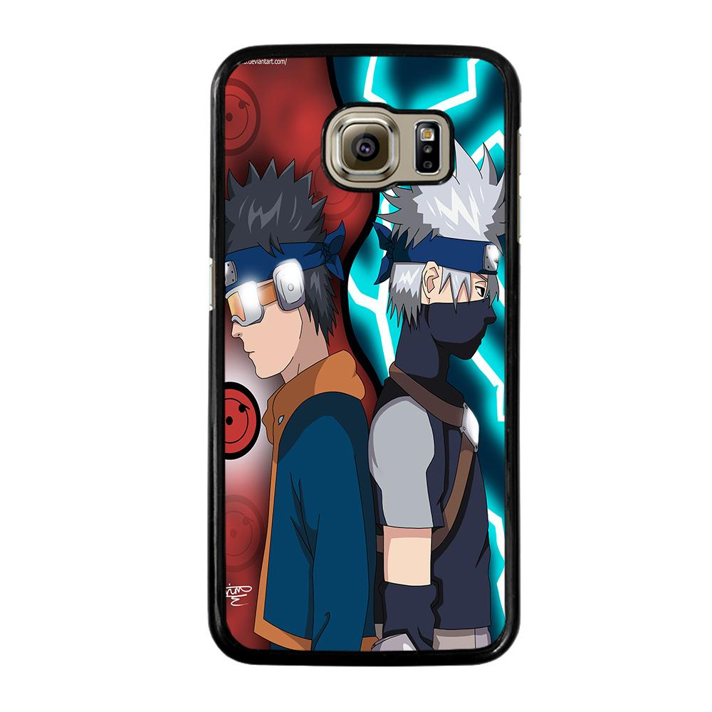 KAKASHI AND OBITO KIDS Cover Samsung Galaxy S6