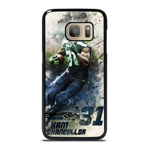 KAM CHANCELLOR SEATTLE SEAHAWKS NEW-iPHONE 8 PLUS Cover Samsung Galaxy S7 cover