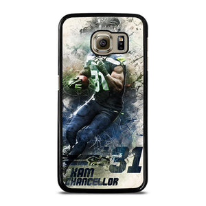 KAM CHANCELLOR SEATTLE SEAHAWKS NEW-iPHONE 8 PLUS Cover Samsung Galaxy S6