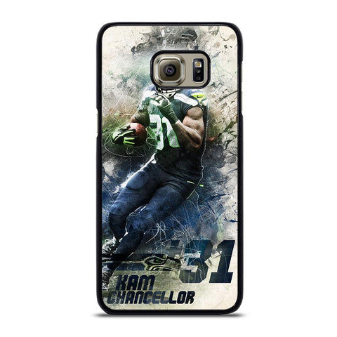 KAM CHANCELLOR SEATTLE SEAHAWKS NEW-iPHONE 8 PLUS Cover Samsung Galaxy S6 Edge Plus