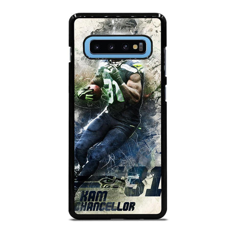 KAM CHANCELLOR SEATTLE SEAHAWKS NEW-iPHONE 8 PLUS Cover Samsung Galaxy S10 Plus