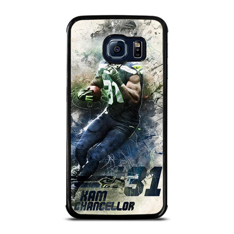 KAM CHANCELLOR SEATTLE SEAHAWKS NEW-iPHONE 8 PLUS Cover Samsung Galaxy S6 Edge