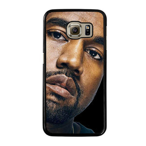 KANYE WEST FACE Cover Samsung Galaxy S6
