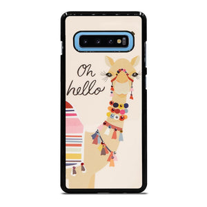 KATE SPADE CAMEL OH HELLO Cover Samsung Galaxy S10 Plus