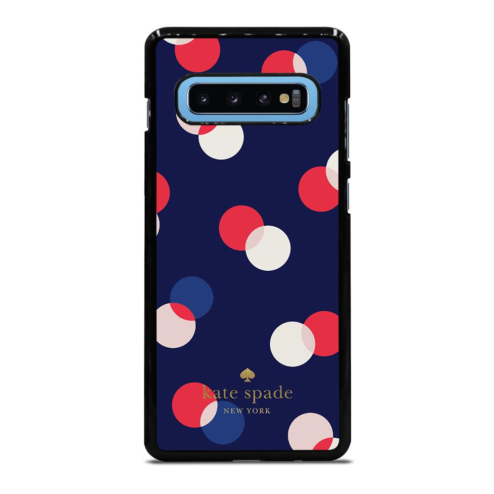 KATE SPADE NEW YORK LIGHT BUBBLE Cover Samsung Galaxy S10 Plus