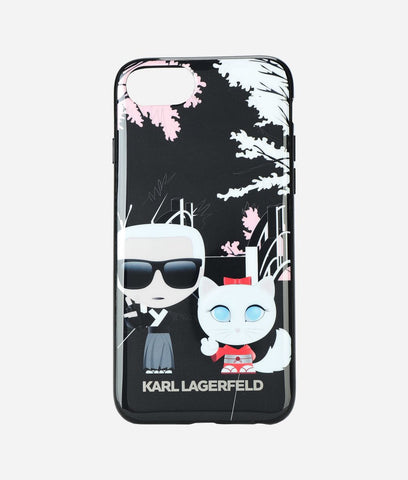 K/Athleisure Iphone 8 + Cover  Karl Lagerfeld Collections By