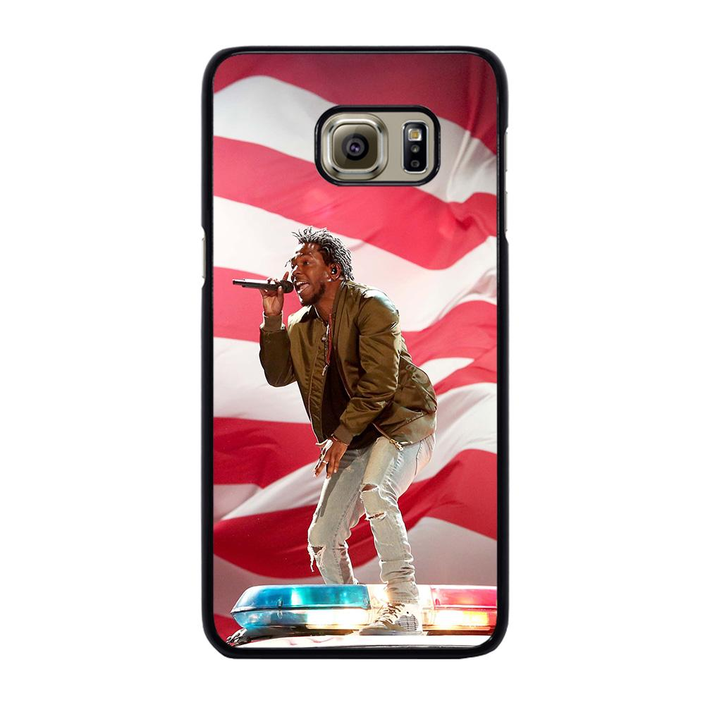 KENDRICK LAMAR TOUR SHOW Cover Samsung Galaxy S6 Edge Plus