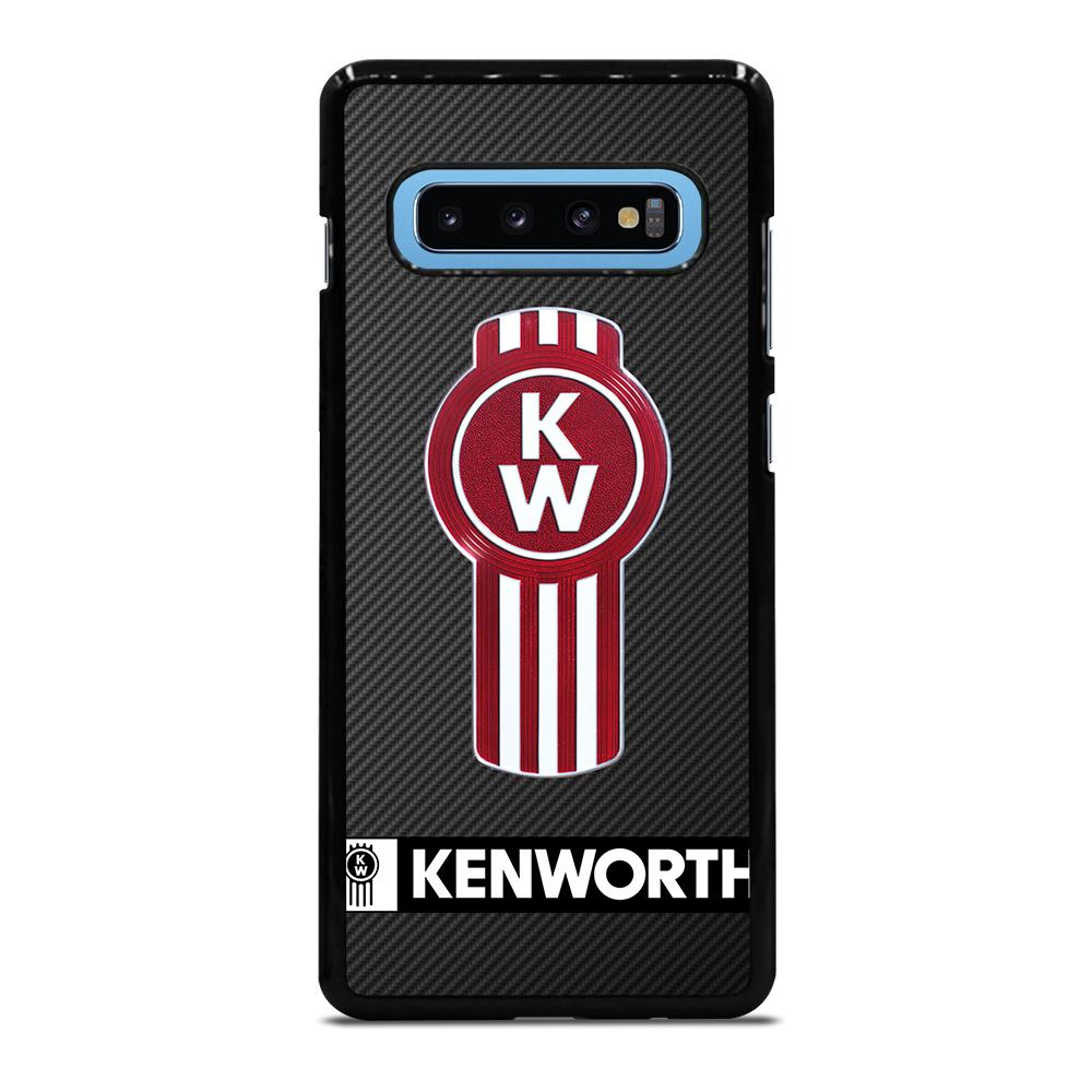 KENWORTH TRUCK LOGO CARBON Cover Samsung Galaxy S10 Plus