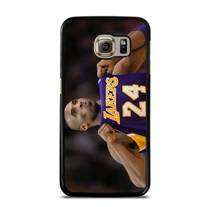 KOBE BRYANT 24 LA LAKERS Cover Samsung Galaxy S6