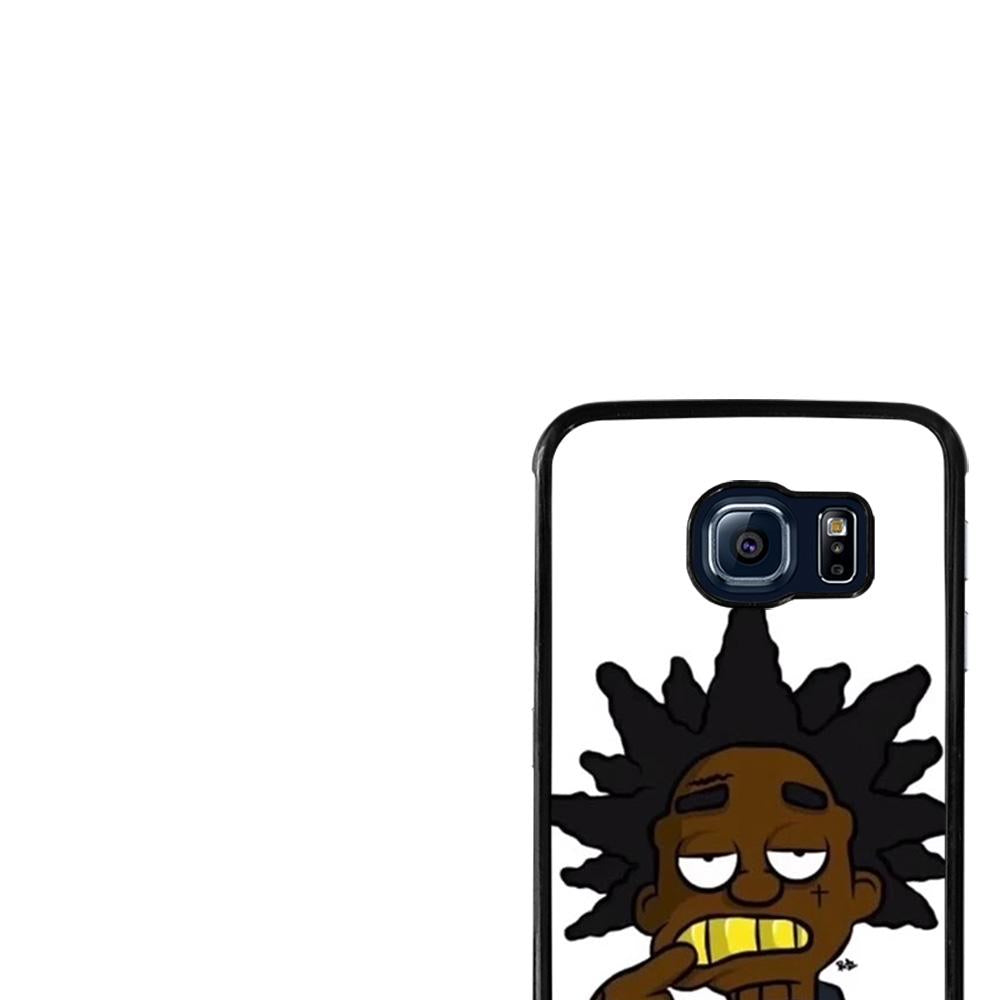 KODAK BLACK CARTOON 3 Cover Samsung Galaxy S6 Edge