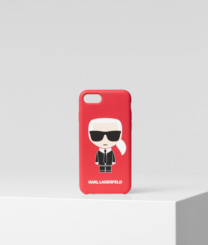 K/Signature Iphone 8+ Cover  Karl Lagerfeld Collections  By Karl
