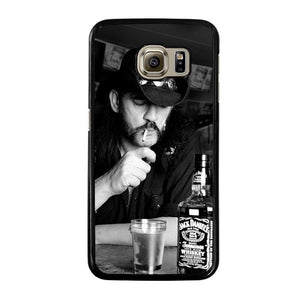 LEMMY WHISKY BOTTLE MOTORHEAD Cover Samsung Galaxy S6