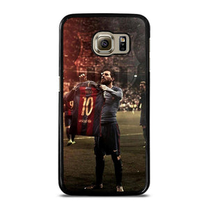 LEO MESSI CLASICO CELEBRATE 1 Cover Samsung Galaxy S6