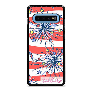 LILLY PULITZER JULY Cover Samsung Galaxy S10 Plus